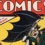Первый комикс с Бэтменом продали на аукционе за $1,5 млн. Он стал самым дорогим с участием героя