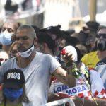 Смерть Диего Марадоны: полиция столкнулась с толпой, желавшей попрощаться с легендой в Аргентине