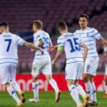 «Динамо» проиграло «Ювентусу», пропустив три безответных мяча