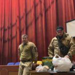 Запорожский облсовет «захватили» неизвестные с оружием: видео