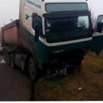 Смертельное ДТП с фурой на трассе Одесса-Николаев: видео