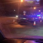 На проспекте Льва Ландау при столкновении пострадал водитель