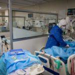 Украина находится на 30-м месте в Европе по уровню смертности от COVID-19