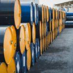 Цена на нефть превысила 57 долларов за баррель