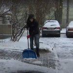 В Киев идут двадцатиградусные морозы