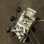 Марсоход NASA прислал на Землю новые фотографии Марса