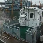 В Одесской области спущены на воду катера Морской охраны