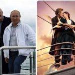 «Кадр из фильма Титаник»: встречу Путина с Лукашенко на яхте высмеяли в сети