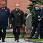 Парад у Москві: до Путіна в гості приїхав лише президент Таджикистану