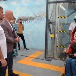 Уникальный пляж с лифтами и пандусами открыли в Одессе