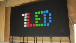 светодиодные экраны для помещений