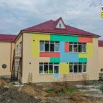 В Мирнограде завершают реконструкцию детсада «Ромашка»: фото