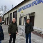 В прифронтовой громаде на Донетчине завершается строительство Центра безопасности граждан